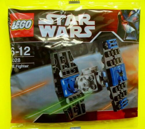 Lego Star Wars TIE Fighter Polybag Set 8028 Sealed! Brand New