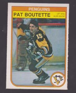 1982-83 O-Pee-Chee Pat Boutette #263