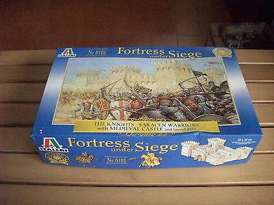 Brioso Italeri 1:72 Fortezza Sotto Assedio - Fortress Under Siege Con Il Miglior Servizio