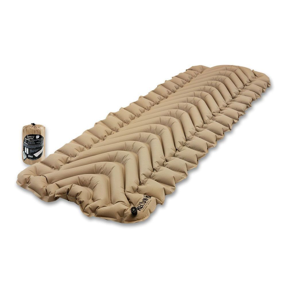 Klymit Static V Recon Military, Tactical, Sleeping Air Mattress Pad