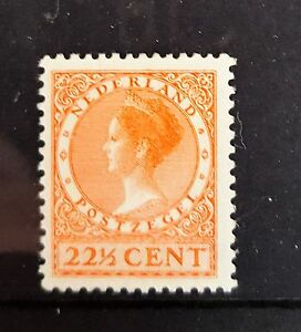 NVPH-191-ONGESTEMPELD