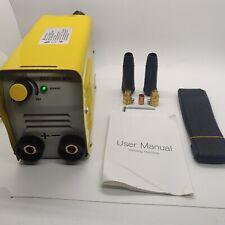 New Listing110v 200a Mini Electric Welding Machine Igbt Dc Inverter Arc Mma Stick Welder Us