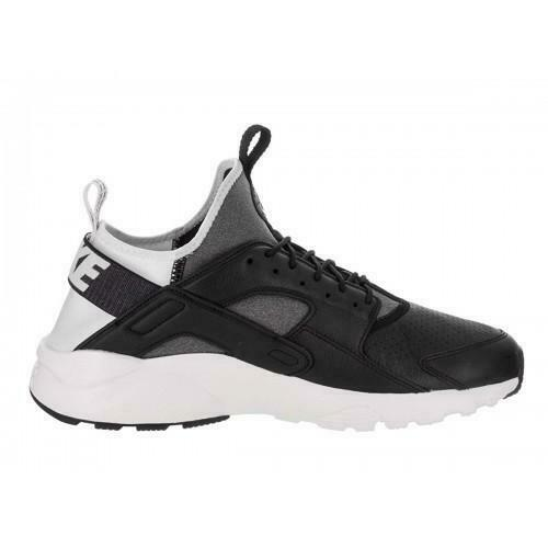 Mens NIKE AIR HUARACHE RUN ULTRA SE Black Trainers 875841 004