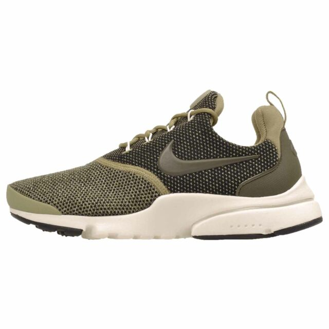 5d3548a4fa6 Nike Presto Fly SE Running Shoes Size 7.5 Womens Green Trainers ...