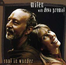 Miten, Miten with Deva Premal - Soul in Wonder [New CD]