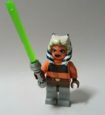 Lego Ahsoka Tano 7751 8037 7675 8098 7680 Star Wars Minifigure Authentic