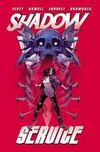 Shadow Service Volume 1 TPB Softcover Graphic Novel