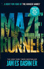 The Death Cure by James Dashner (Paperback, 2012)