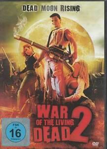 DVD - War Of The Living Dead 2 - Ab 16 Jahren - Sehr Gut