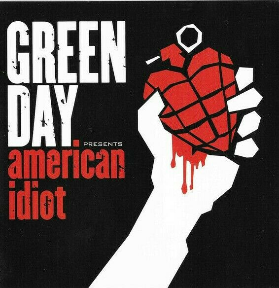 Green Day ‎– American Idiot CD/DVD (NTSC) Reprise 2005 NEW