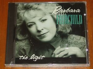 BARBARA-FAIRCHILD-THE-LIGHT-VERY-RARE-1991-BENSON-STILL-SEALED-CD