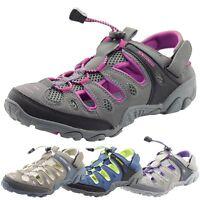 New Ladies Women Casual Shoes Trainers Sports Trek Wear Girls Hiking Sandals