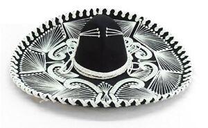 4156e4b418c 12 Mariachi Sombrero Charro Hat Lot Mexico Wholesale Fiesta Cinco de ...
