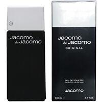 Jacomo De Jacomo - Original - Eau De Toilette Homme 3.38 Fl.oz Spray Blister