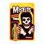 """Super 7 The Misfits réaction Le Démon Horreur Business 3.75/"""" jouet figurine"""