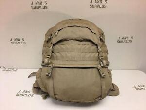 USMC-USGI-FILBE-MAIN-PACK-Lg-Rucksack-Propper-International-Coyote-Tan-Grade-C