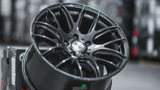 "18"" ESR SR12 Gunmetal Wheels 18x8.5 +35 18x9.5 +40 5x120 For BMW E36 M3 Rims"