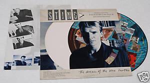 STING-LP-PICTURE-DISC-LIMITED-SOUVENIR-PRESSING-UK-EX