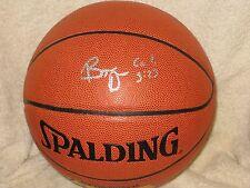 Bryce Drew Signed Basketball Vanderbilt Coach Valparaiso COA
