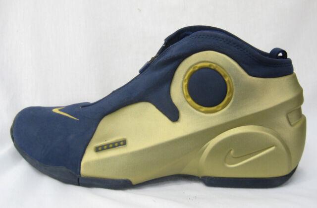 2000 Nike Air Flightposite Kg Gold