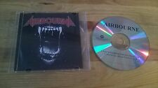 CD Metal Airbourne-Live It Up (2) canzone PROMO Warner Music SC