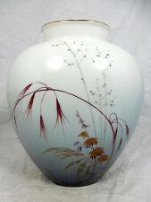 Feine handbemalte Heinrich & Co. Porzellan Vase Manufaktur Chiemsee 1288 21 cm