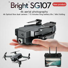SG107Drone 4K With Camera Optical-Flow Positioning Foldable Quadcopter WiFi FPV!