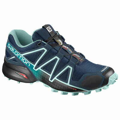 Shoes Trail Running Mountain Trekking Salomon Speedcross 4 W Woman   eBay