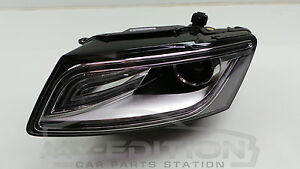 Details about Audi Q5 8R Facelift Bi Xenon Headlight Adaptive Light Control  Unit Left L NEW