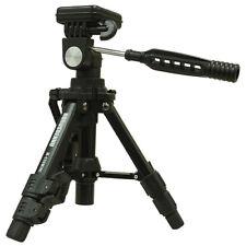 HORUSBENNU DSLR SLR Mirrorless RF Traveler Camera Tripod M-2531T Black with Case