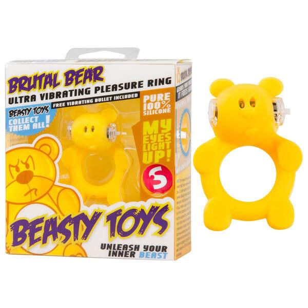 S-LINE Beasty Brutal Bear Shots Toys
