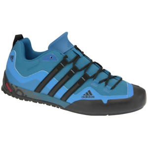 d20324fd165 ADIDAS TERREX SWIFT SOLO D67033 BLUE MEN SHOES SNEAKERS TREKKING NEW ...