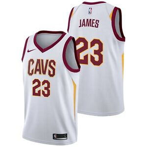huge selection of d1bad aa4db Details zu NBA Lebron James Trikot Cleveland Cavaliers Gr. XL