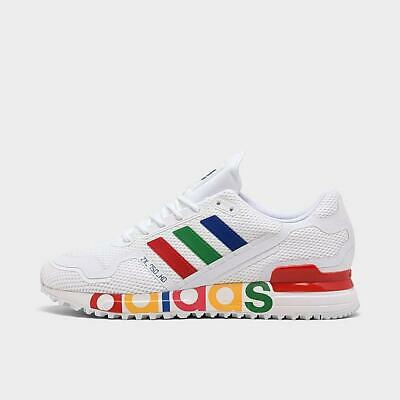 Details about MEN'S ADIDAS ORIGINALS ZX 750 CASUAL SHOES-White/Primary - FY1148 100