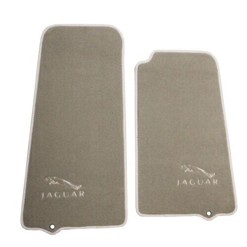 JAGUAR XK8 2005-2006 FLOOR MATS SABLE CASHMERE AET C2N3763AET