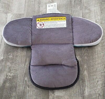 Baby Trend Infant Car Seat Canopy Support Ends Replacement Part Pair Gray