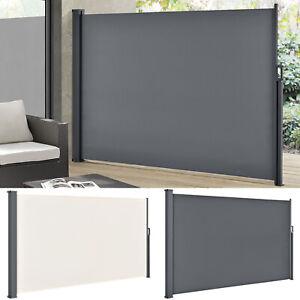 Seitenmarkise-Seitenwandmarkise-Markise-Sichtschutz-Windschutz-Balkon-ArtLife