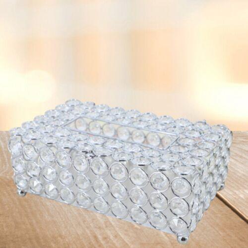 Kristall  TaschentüCher Box  Einfache Haus Wohnzimmer Couchtisch Schubladen C9X9
