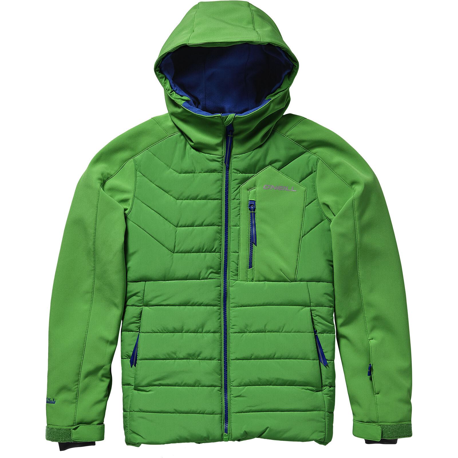 O'Neill Chaqueta Esquí Snowboard Pb 37-n Chaqueta verde Impermeable