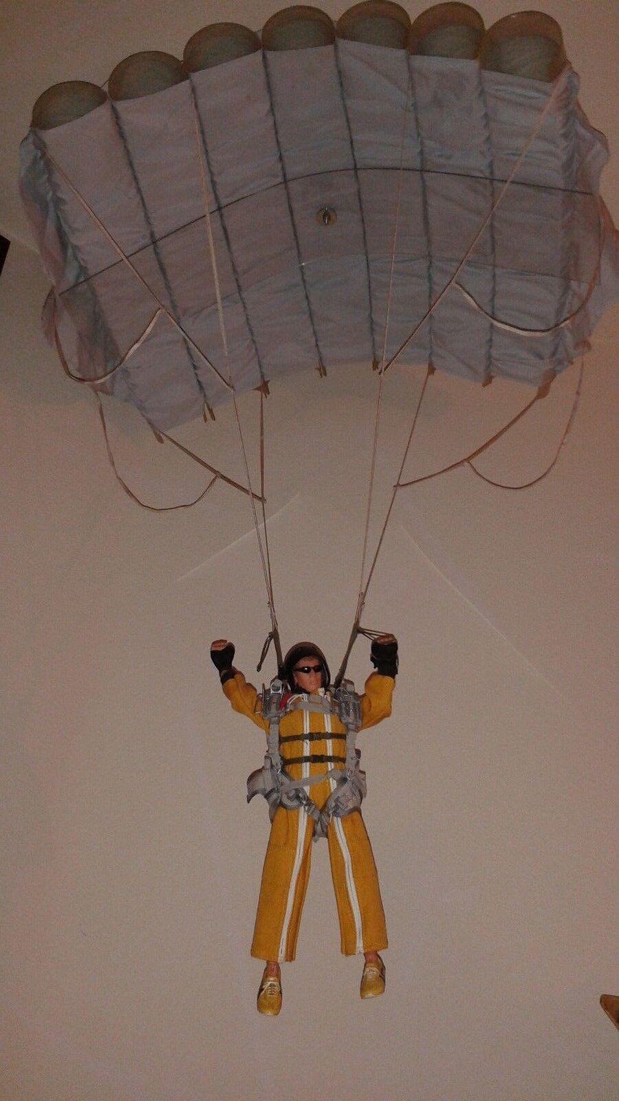 Skydiver con paracaídas 1 6 Figura De Acción