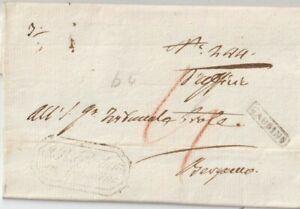 1831-PREFILATELICA-DA-GANDINO-X-BERGAMO