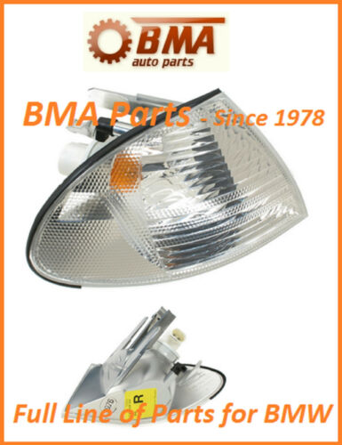 OEM BMW 323 325 328 330 E46 thru 08//2001 RIGHT Front Turn Signal 63136902770