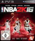 NBA 2K16 (Sony PlayStation 3, 2015)