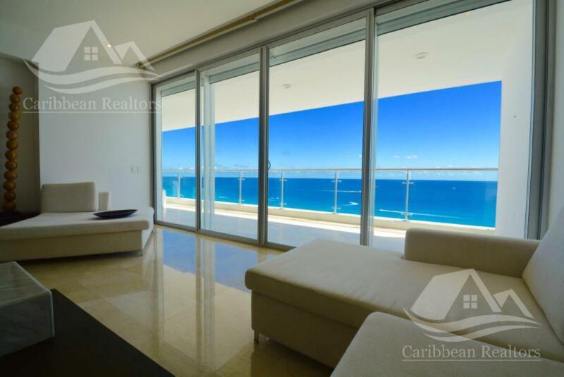 Departamento en Venta en Cancun Zona Hotelera Emerald
