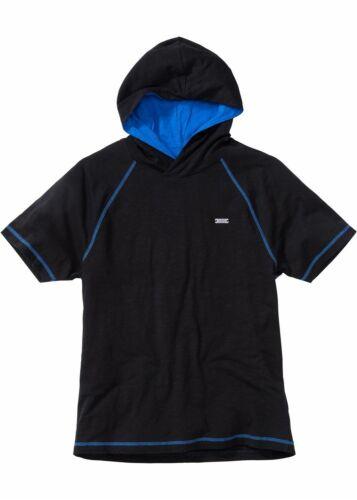 M Men T-Shirt Regular Fit 934977 in Schwarz 48//50