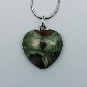 Rainforest-Jasper-Small-Heart-Necklace-Crystal-Heart-Pendant-Necklace-18-034