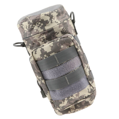 Modular MOLLE H2O Hydration Carrier Water Bottle Pouch for Outdoor Travel