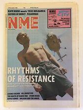 NEW MUSICAL EXPRESS NME MAGAZINE  12 NOVEMBER 1988  ZEKE MANYIKA   LS