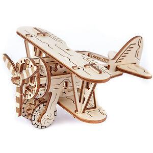 Wooden.City: Biplane (Doppeldecker)