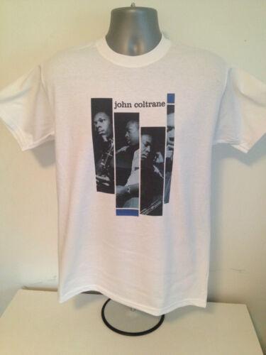 Love Supreme Jazz JOHN COLTRANE T-SHIRT